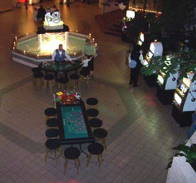 Video – Corporate Casino Themed Party in Tucson, Arizona