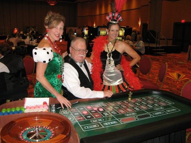 Monte Carlo Casino Night or Fundraiser Basics